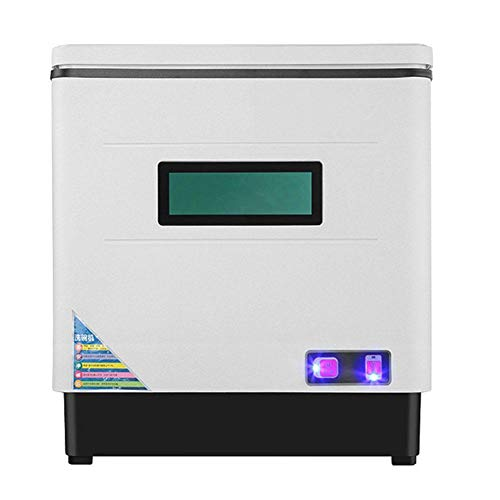 Pequeño Lavavajillas Automatico de Encimera Desinfección + Secado 220V