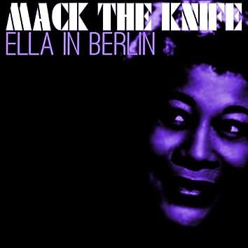 Mack the Knife - Ella Live in Berlin