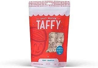 Taffy Shop Very Vanilla Salt Water Taffy - 1 LB Bag
