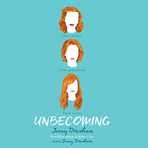 Unbecoming cover art