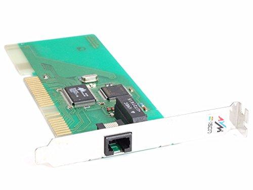 Fritz!Card PnP AVM ISDN Controller ISA-Steckplatz S0 Modem Fax Karte FCPnP100897 (Generalüberholt)