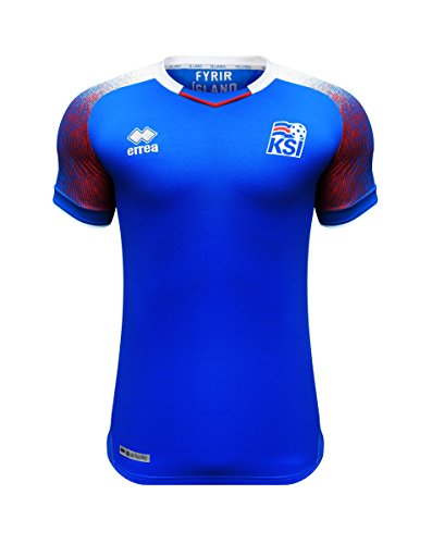 Errea Iceland World Cup 2018 Official Home Jersey