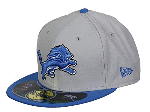 New era Detroid Lions Basecap NFL on Field Game/Grey/Turquoise - 7 1/8-57cm