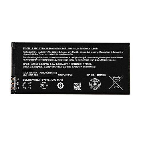New 3000 mAh BELTRON Replacement Battery for Microsoft Nokia Lumia 950 BVT5E BV-T5E (BLT-BVT5E)