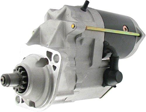 New Premium Starter for Ford F250 F350 F450 F550 Super Duty 7.3L Diesel 1999 - 2003 E350 E450 E550 Econoline Ford F250 F350 F59 7.3L Diesel 1994 - 1997 2280008420 TG2280008420 2446770 2449296 460253
