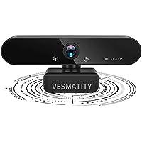 Vesmatity HD Web Camera with Auto Light Correction Plug