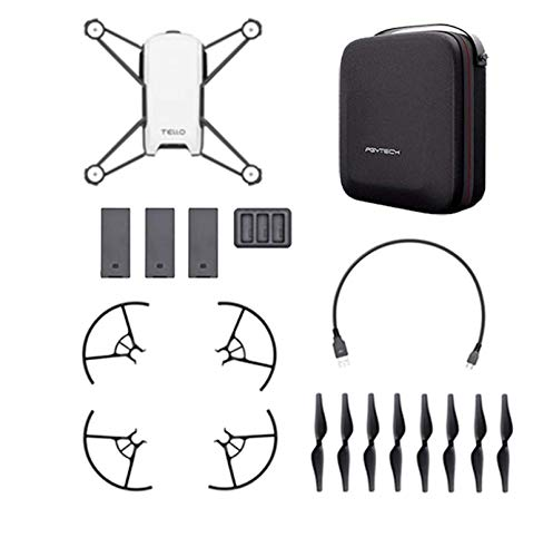 DJI RYZE Tello Boost and Tello Case Bundle $135