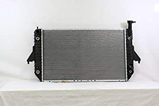 Radiator - Pacific Best Inc For/Fit 1688 95 Chevrolet Astro GMC Safari Van V6 4.3L Plastic Tank Aluminum Core