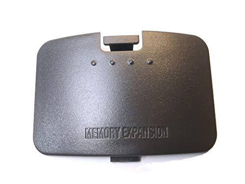 Jumper Pak - Coperchio di ricambio per porta N64, colore: Nero