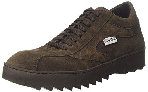 Walsh Midstyle Wrapper Sole, Sneaker a Collo Alto Uomo, Marrone (Dk.Brown Suede), 44 EU