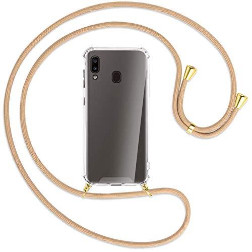 mtb more energy® Collar Smartphone para Samsung Galaxy A20e (SM-A202, 5.8'') -...