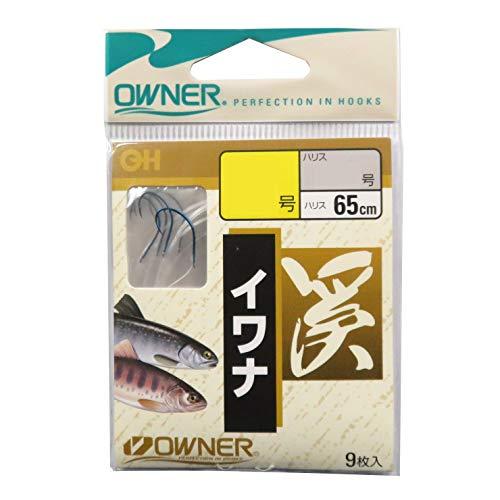 OWNER(オーナー) OH イワナ 糸付き 7-0.6 40056
