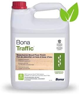Bona�Traffic Waterborne Wood Floor Finish - Semi-gloss