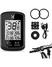 WOTOW GPS Waterproof Wireless Bike Computer Wireless Bike Speedometer and Odometer