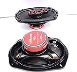 YOKOMA 6X9 inches Oval Car Speaker Pair (820 watt)