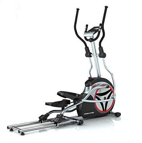AG-Market Vélo elliptique Red Pliable - 21 programmes