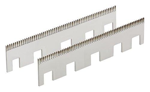 Abstreifkämme 0,8mm 12cm für TC-120 Maschinen Tobacco Cutter