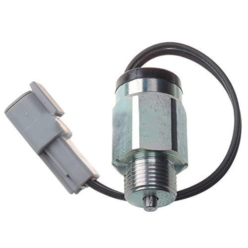 SINOCMP 6676029 Solénoïde d'arrêt de carburant 12 V