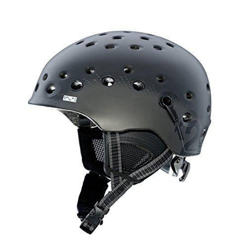 K2 Ski Herren Skihelm ROUTE black M (55-59 cm)1044103.1.1.M Snowboard Snowboardhelm Kopfschutz Protektor