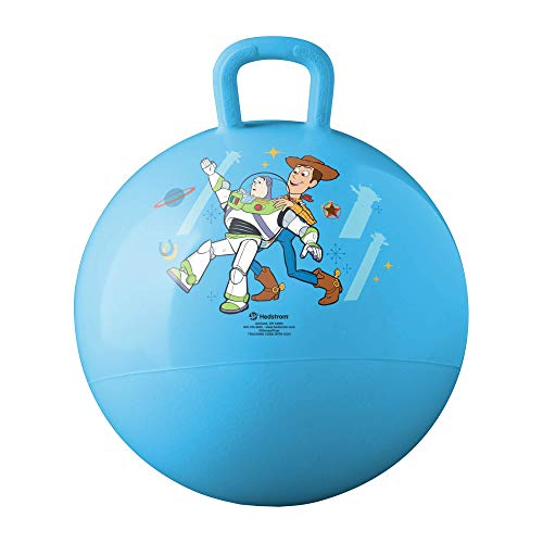 Hedstrom Toy Story 4 Hopper Ball, Hop Ball for Kids, 15 Inch (55-7337)