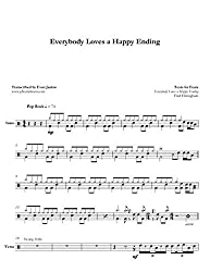 Tears for Fears - Everybody Loves a Happy Ending: Drum Sheet Music (English Edition)
