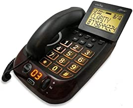 $126 » Clarity Alto Plus Big Button Amplified Corded Phone with Talking Caller ID