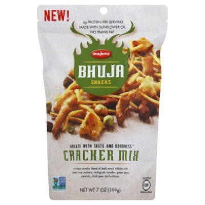 BHUJA Cracker Mix 7-Ounce Bags Pack 6 Limited Max 81% OFF time trial price of by