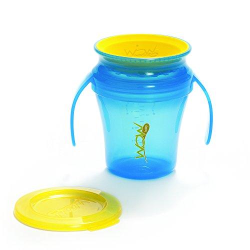 Wow Cup Kids no derrame Naranja