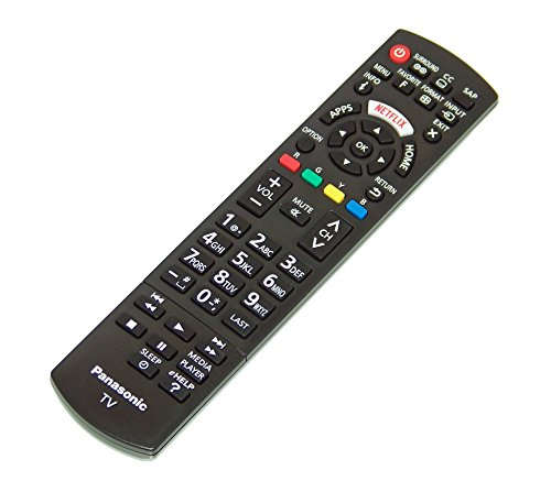 Great Features Of OEM Panasonic Remote Control Specifically for TC65PS24, TC-65PS24, TH42LRU20, TH-4...