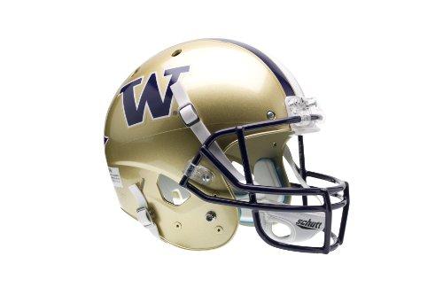 Schutt NCAA Washington Huskies Replica XP Football Helmet, Classic