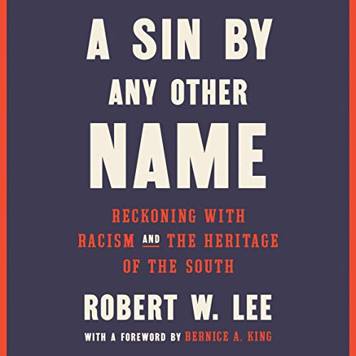A Sin by Any Other Name audiobook cover art