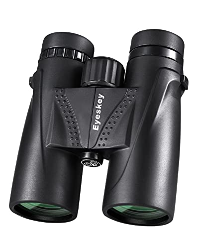 Eyeskey HD 8x42 Binoculars for Adults | Waterproof Fogproof | Bak4 Roof Prism | FMC Optics | Tripod...