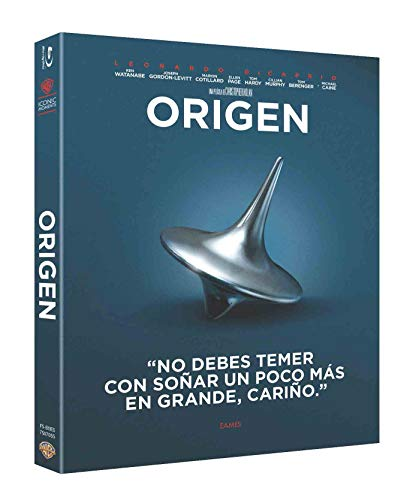 Origen Blu-Ray- Iconic [Blu-ray]