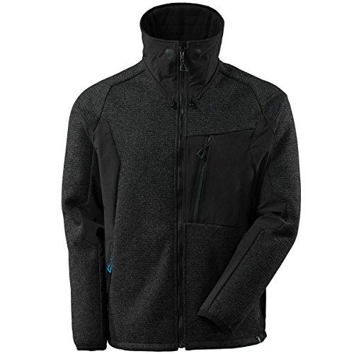 Mascot 17105-309-09-L Jacket Strick-JackemitMembran Größe L in schwarz, L