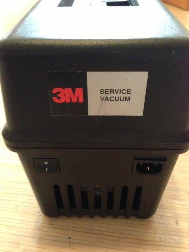3M Service Toner-stofzuiger, kunststof behuizing, zwart