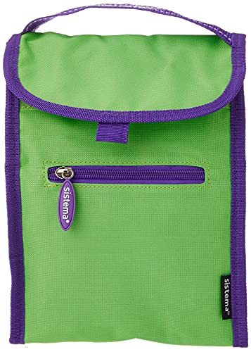 Sistema Fold Up Insulated Lunch Cooler Bag