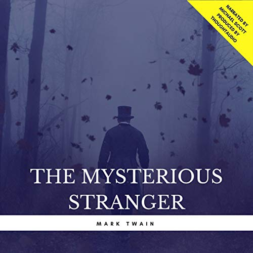 The Mysterious Stranger cover art