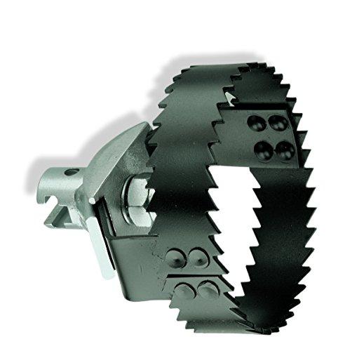 Wurzelschneider für 22mm Rohrreinigungsspiralen