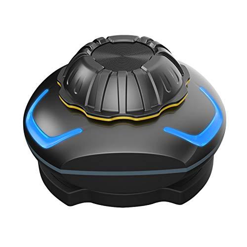 Prettyia Casco Intercomunicador Sistema de Comunicación Motocicleta Intercomunicador Bluetooth Intercomunicador Multifunción Auriculares para