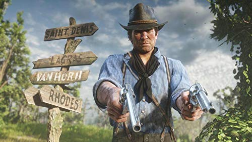 Puzzles  Red Dead Redemption 2