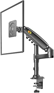 New NB H80 Monitor Desk Mount Stand Full Motion Swivel Monitor Arm Gas Spring for 17''- 27'' Computer Monitor from 2kg to 9kg