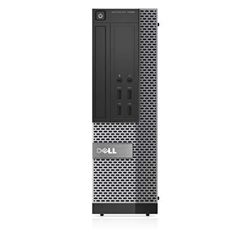Computer Dell Optiplex 7020 SFF Intel Core i5-4440 Ram 8GB DDR3 Hard Disk 500GB DVD-ROM USB 3.0 Windows 10 Pro 64 Bit (Ricondizionato)