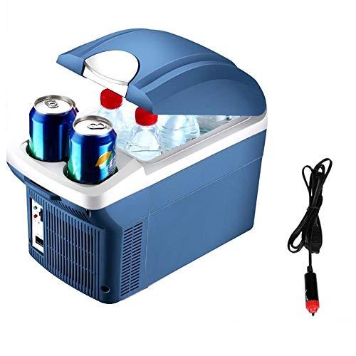 LGL-minixb congelatore piccolo, 8L Mini Frigo raffreddamento portatile e riscaldamento Frigoriferi Freezer Box di isolamento a doppio uso for la casa dell'automobile Ufficio esterno picnic Viaggi