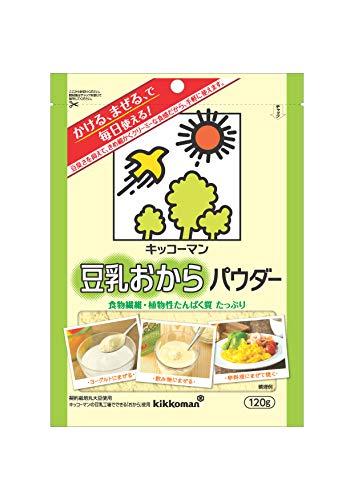 キッコーマン飲料豆乳おからパウダー120g×10袋