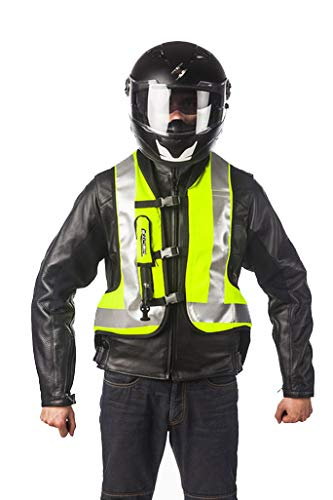 Our #2 Pick is the Helite Unisex Motorcycle Airbag Vest