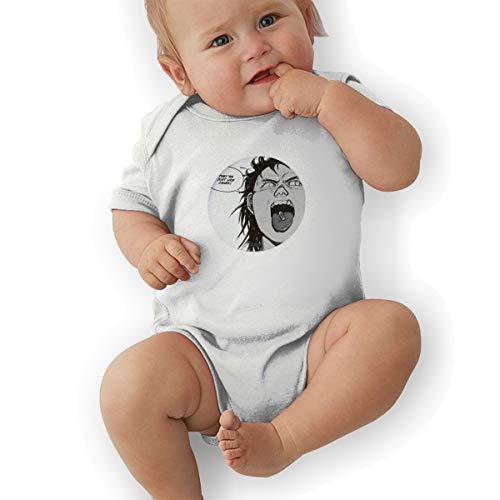 AKIRA PILL (5) ベビー ロンパース ベビー服 子ども 半袖ボディースーツ 肌着 夏 かわいい 出産祝い プレゼント