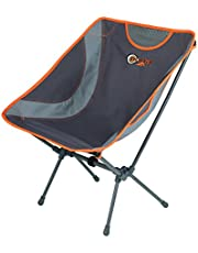 Portal Aaron krzesło trekkingowe, krzesło kempingowe, krzesło wędkarskie, kompaktowe, lekkie, zajmuje mało miejsca