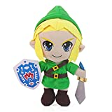 The Legend Zelda Breath The Wild Link Plüschtier Soft Doll Neu