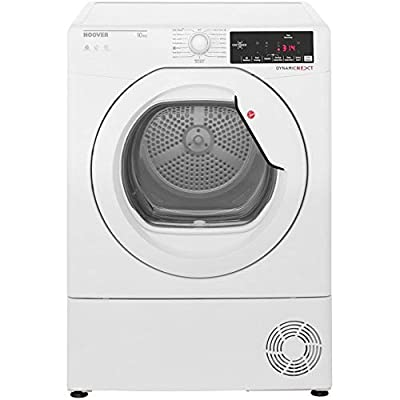 Hoover Dynamic Next DXC10TG 10Kg Condenser Tumble Dryer - White