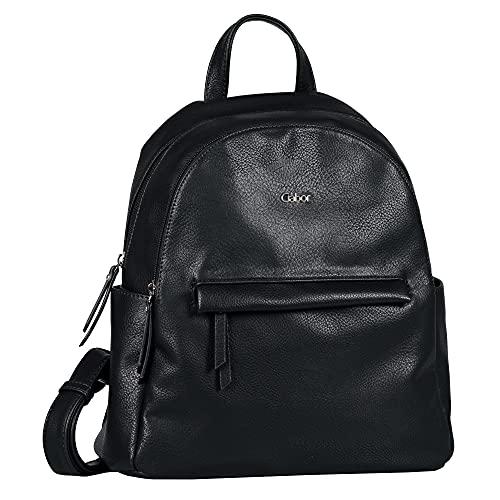 Gabor bags MINA Damen Rucksack M, black, 29x15x30
